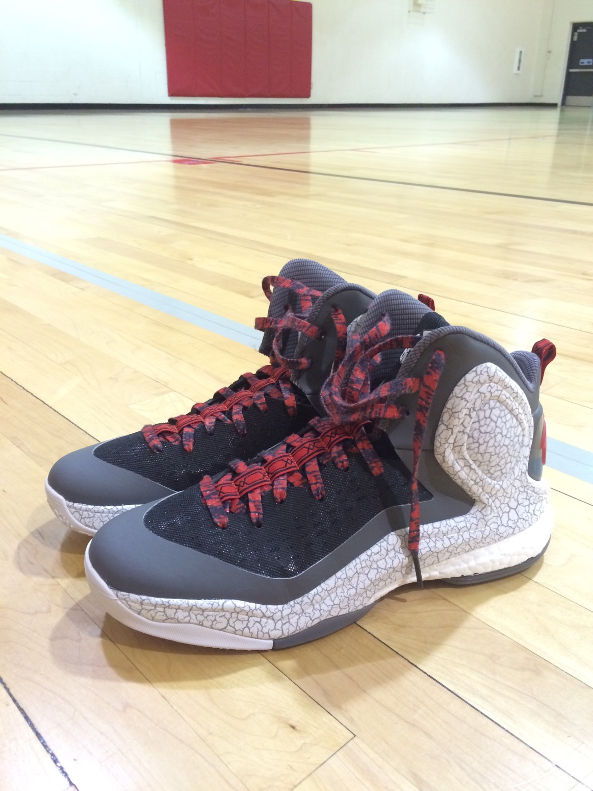 adidas d rose 5 boost home