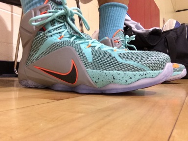 new product 12629 75388 Nike Lebron XII 12 Performance Review