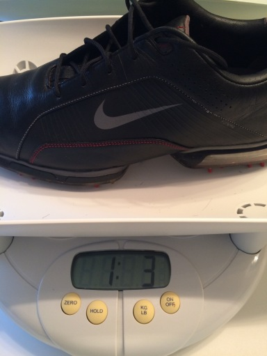 Ps don t tell my wife I used the baby scale for weighing shoes! 35324cadcfa7
