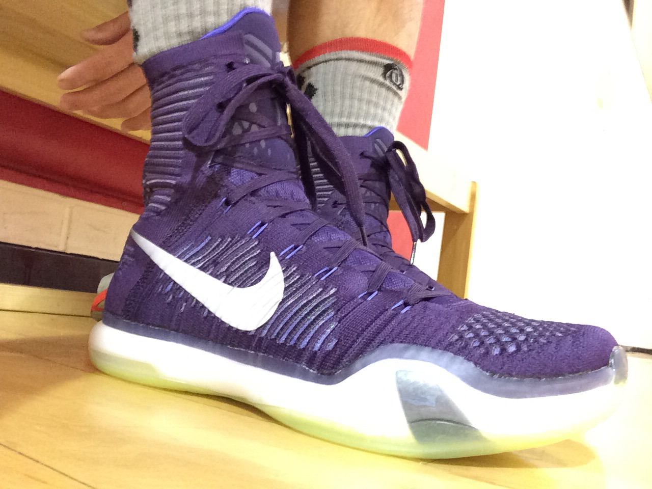 pretty nice 80739 45320 Nike Kobe X 10 Elite Performance Review and Comparison
