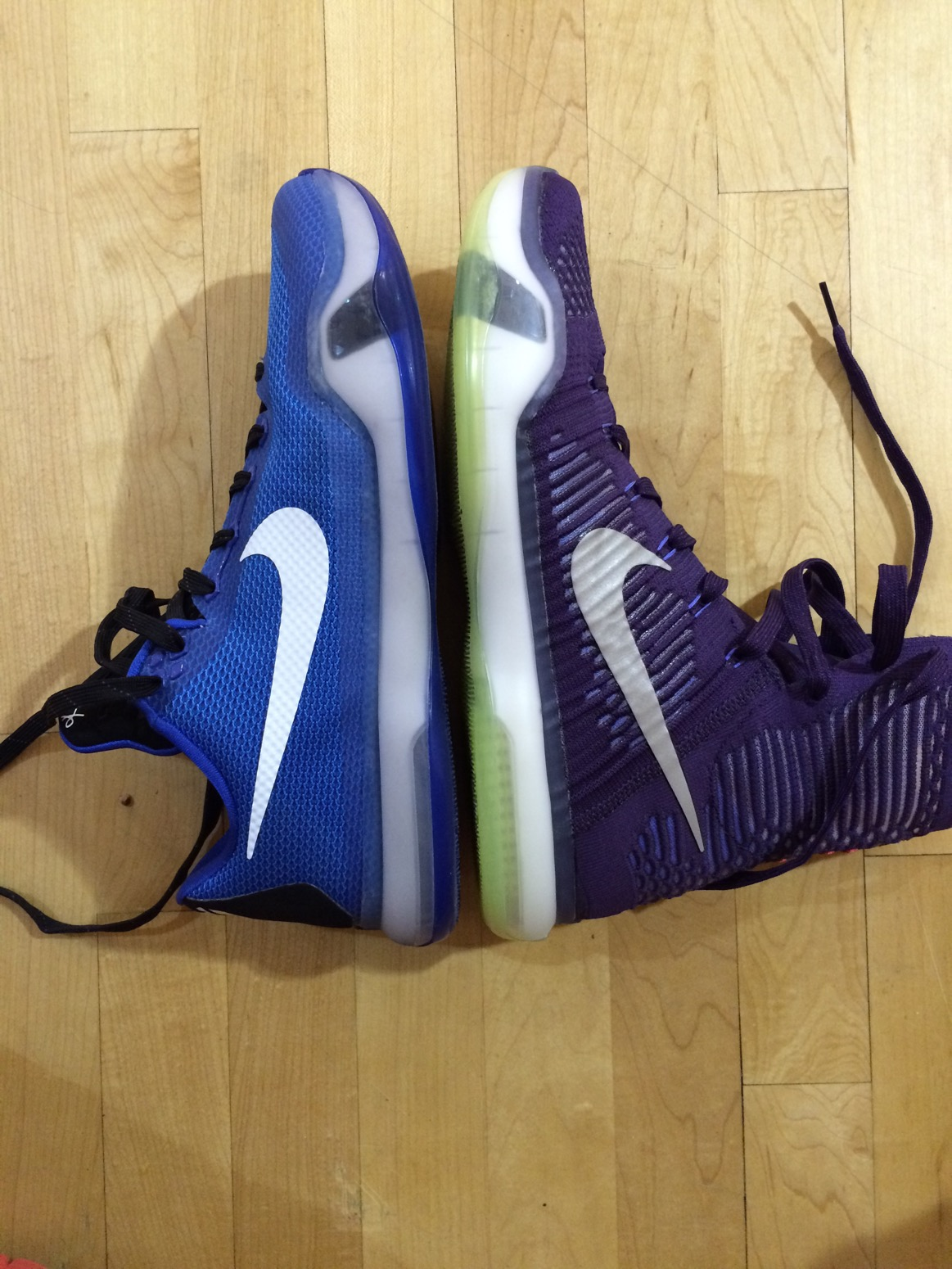 pretty nice cc1fb 40c55 Nike Kobe X 10 Elite Performance Review and Comparison