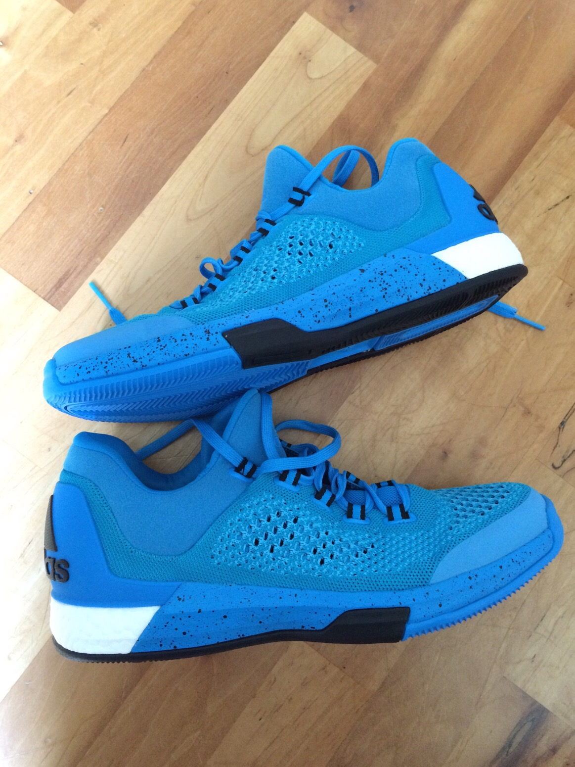 adidas 2015 crazylight boost review