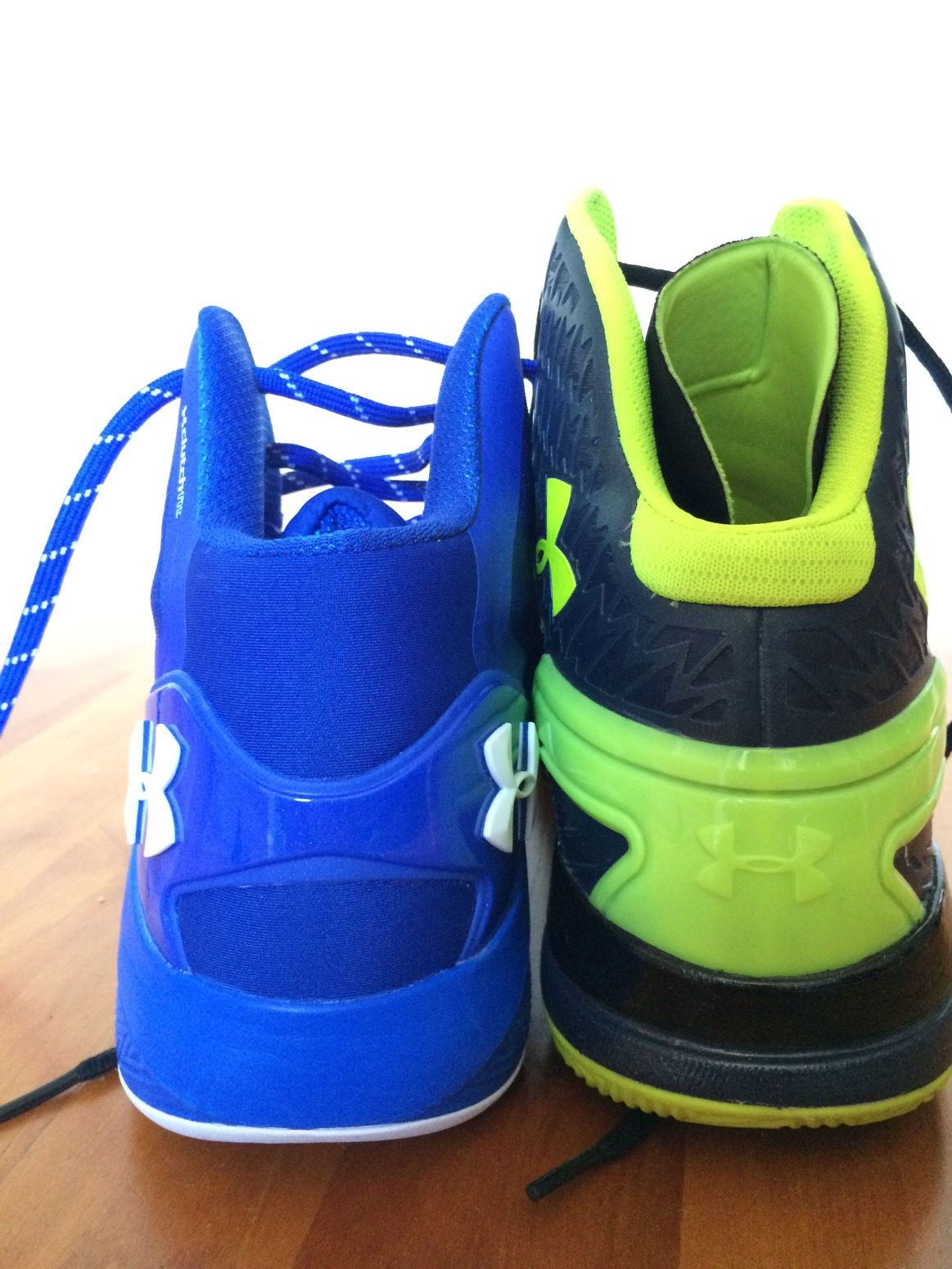faaba37ad15d Under Armour Clutchfit Drive 2 Performance Review and Comparison ...