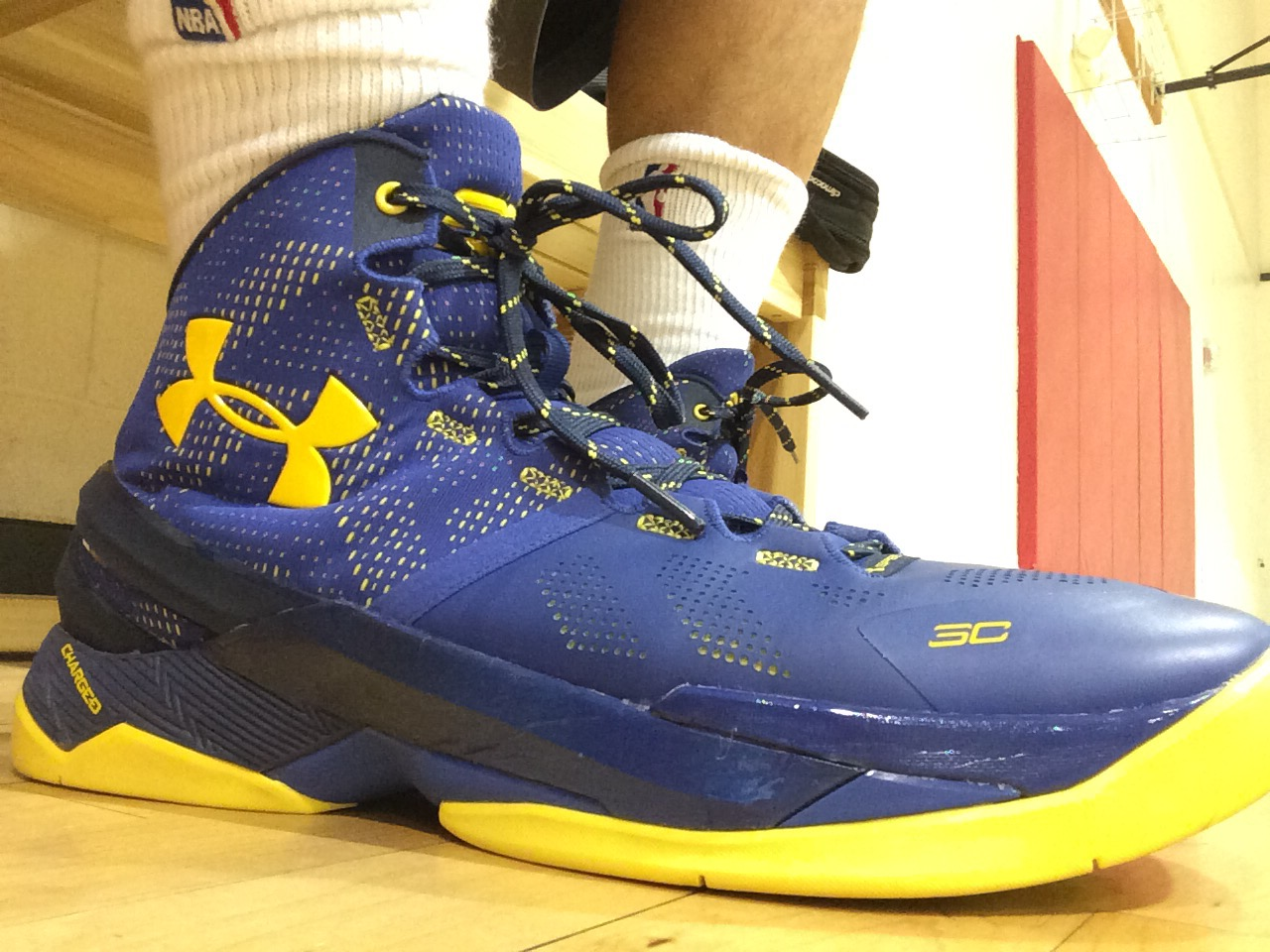 0262cd50854a Under Armour Curry Two 2 Performance Review and Comparison ...
