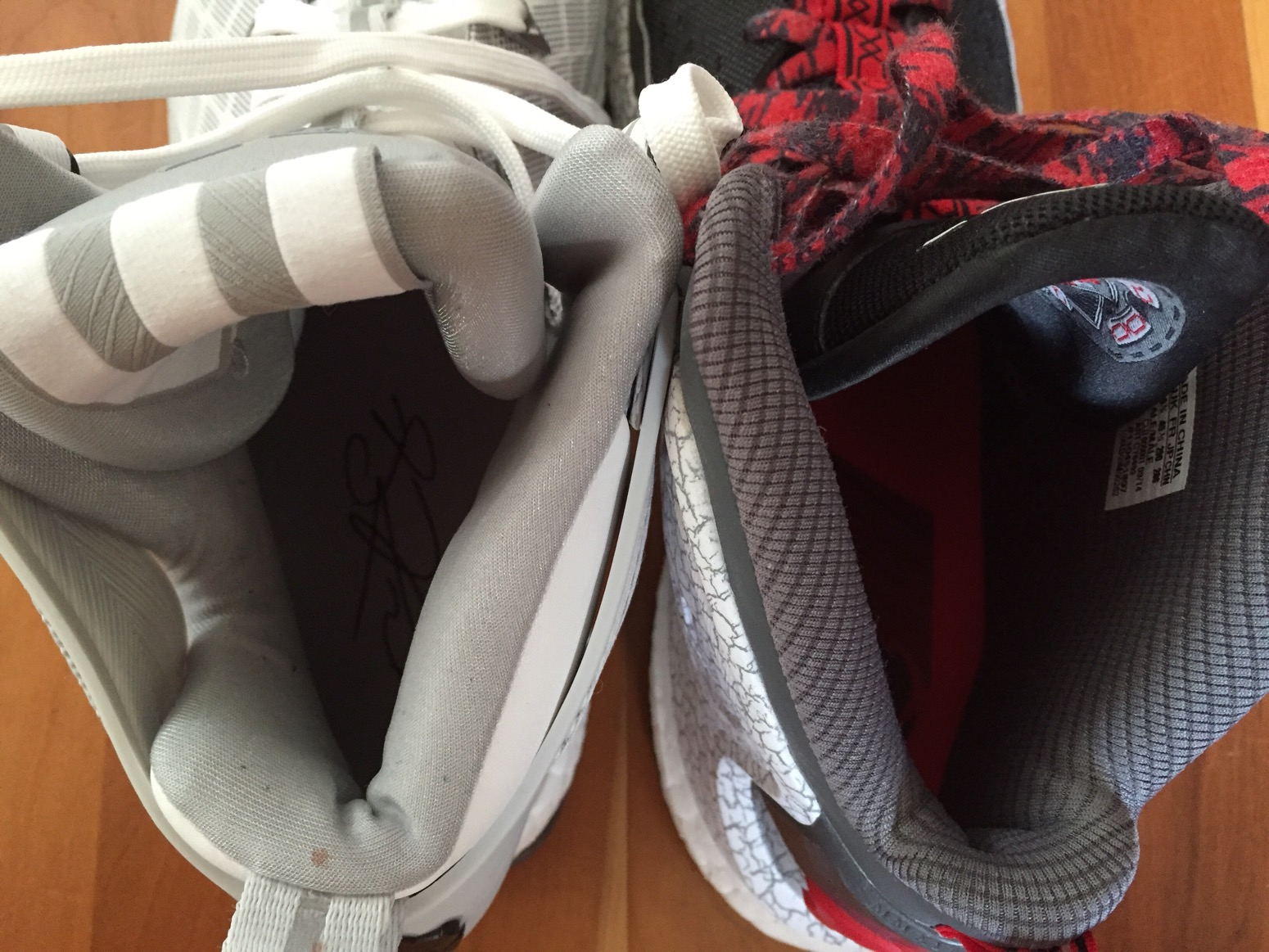 ffe6c445e0505c Adidas DRose D Rose 6 Boost Performance Review and Comparison ...