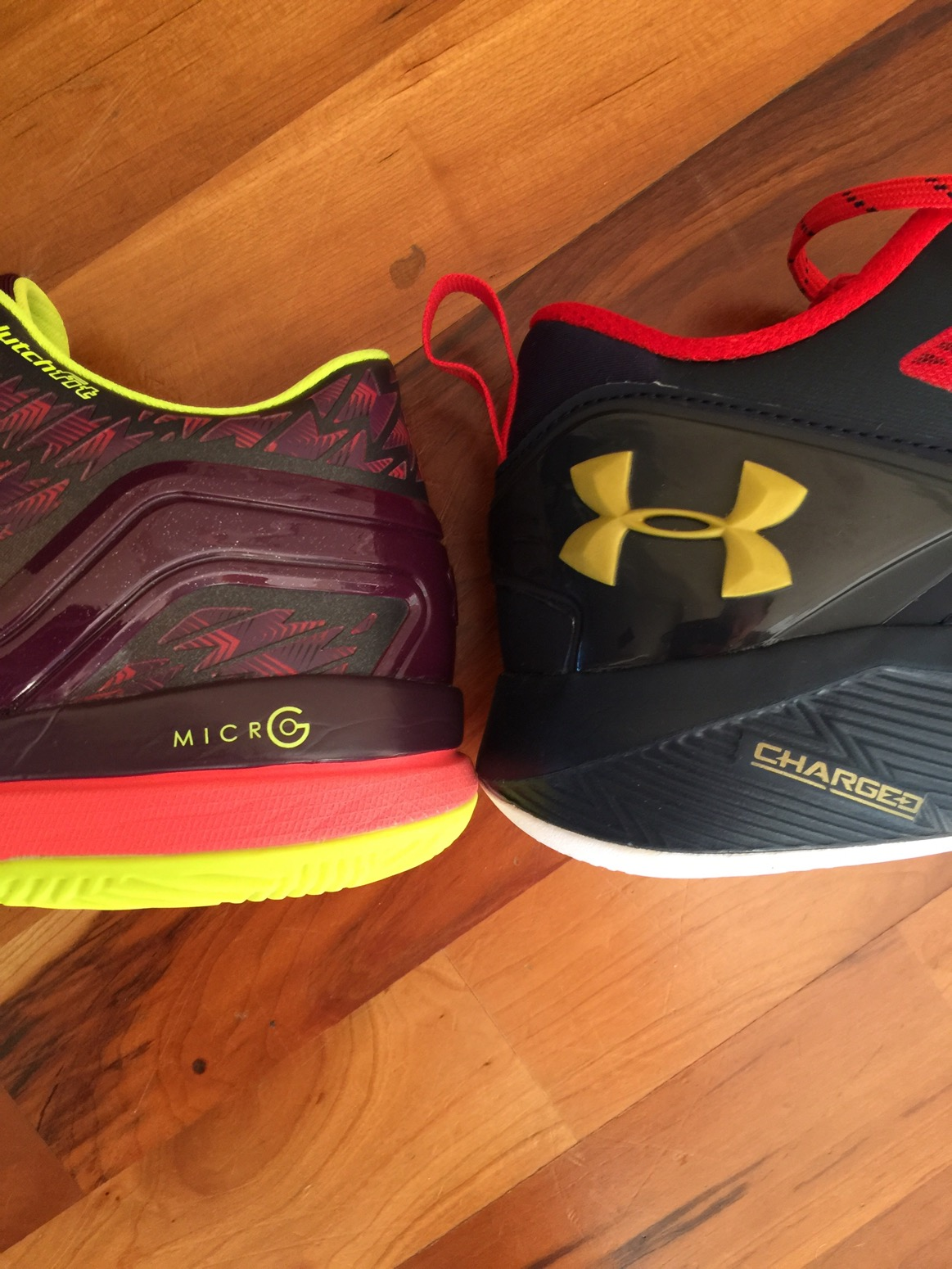 Under Armour Clutchfit Basketball Sko Gjennomgang CtUAa