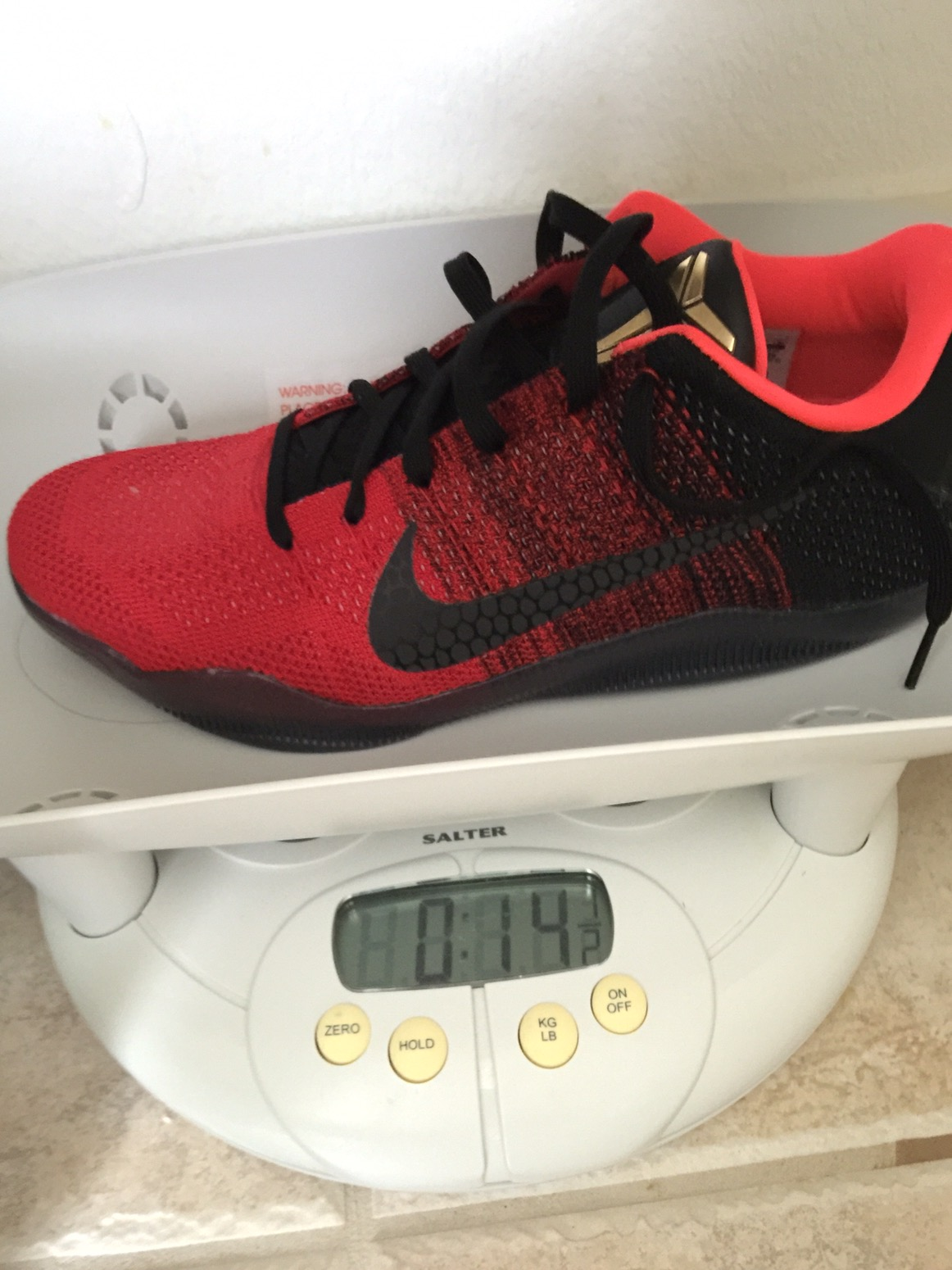 4b3a50e68513 Nike Kobe XI 11 Performance Review