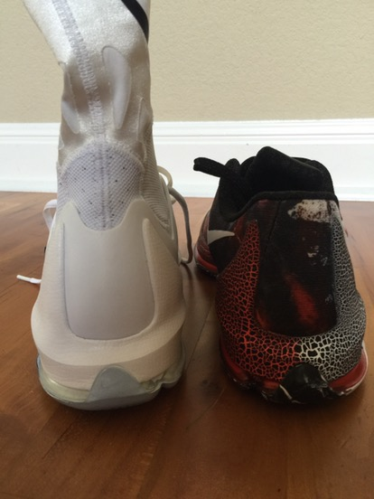 dd6b58ac7830 Nike KD 8 VIII Elite Performance Review and Comparison