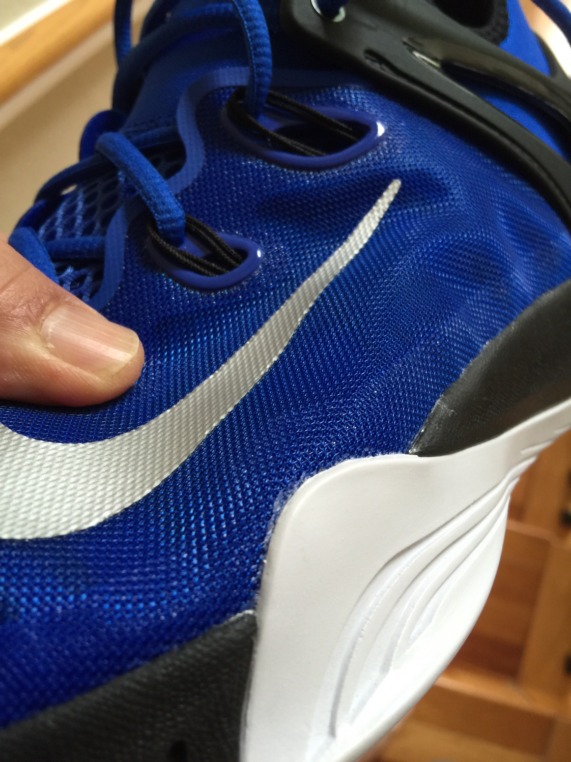 bd3e060f1cf8 The Archive  Nike Zoom Lebron IV 4 Performance Review