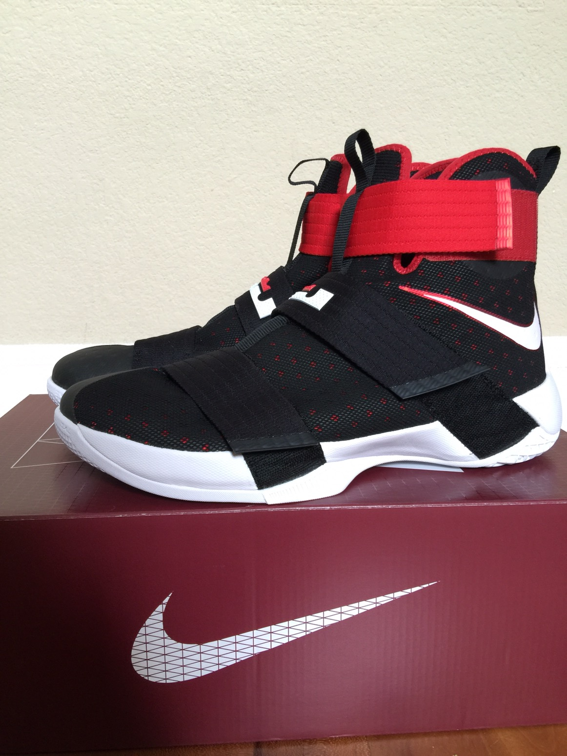 fd2e2c342ec5d Nike Lebron Soldier X 10 Performance Review