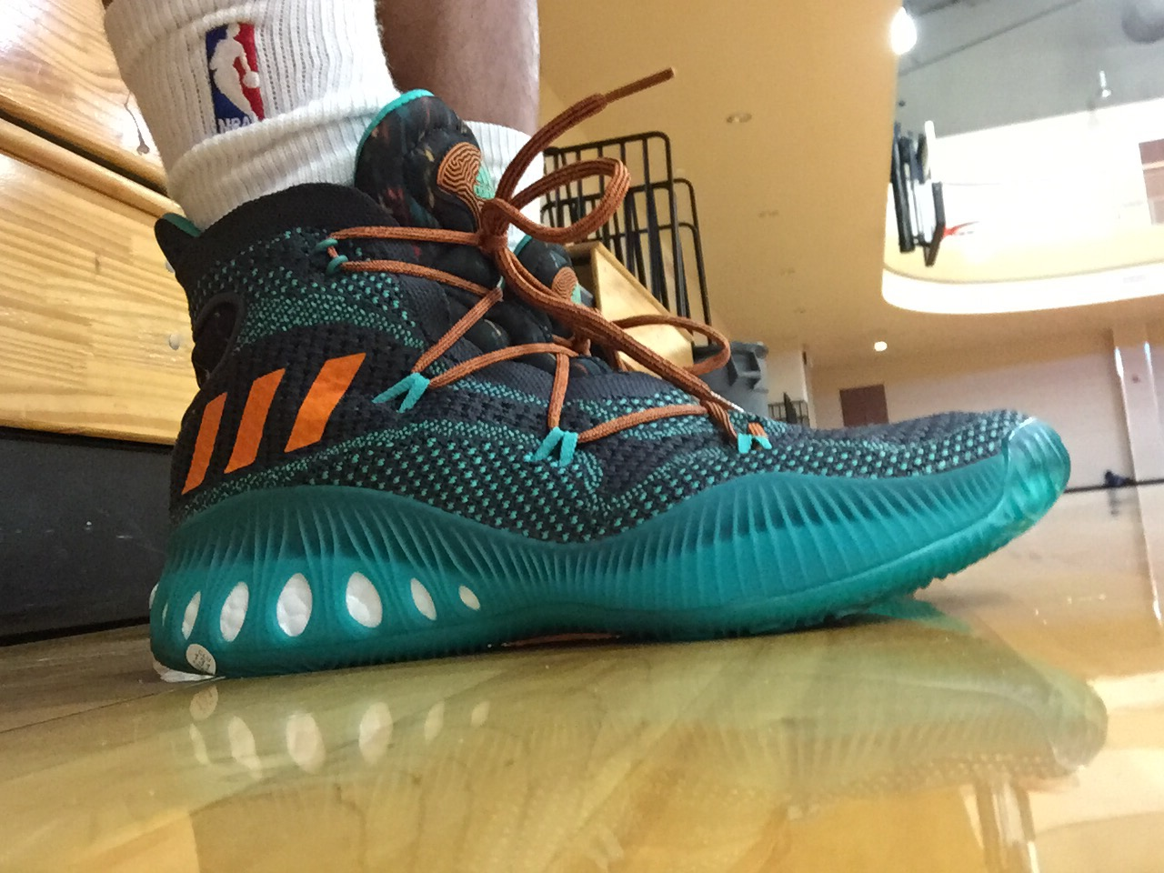 info for 17500 4d14c Adidas Crazy Explosive Performance Review