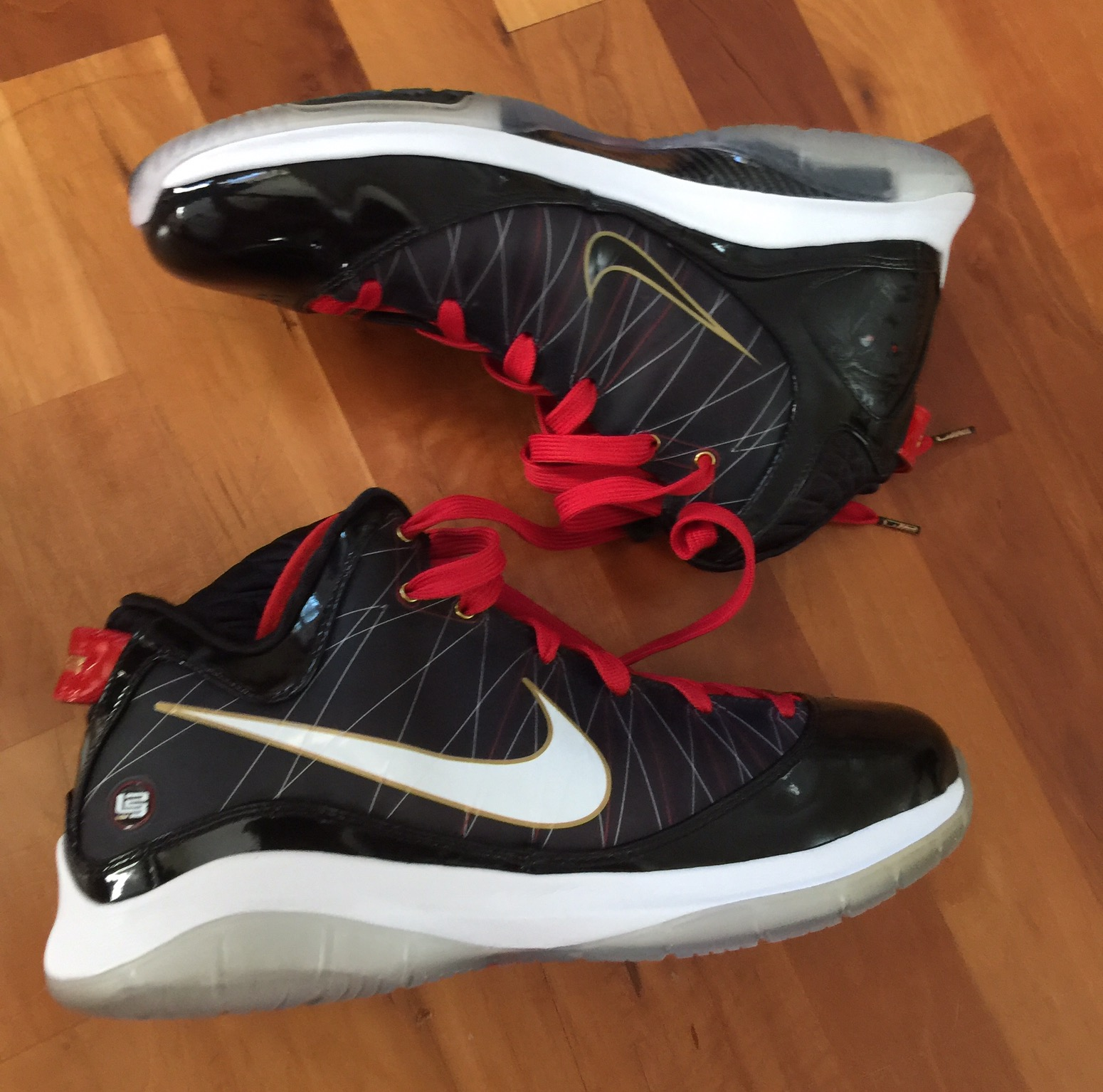 9b8d03d3eda6 The Archive  Nike Lebron VII 7 P.S. Post Season Performance Review ...