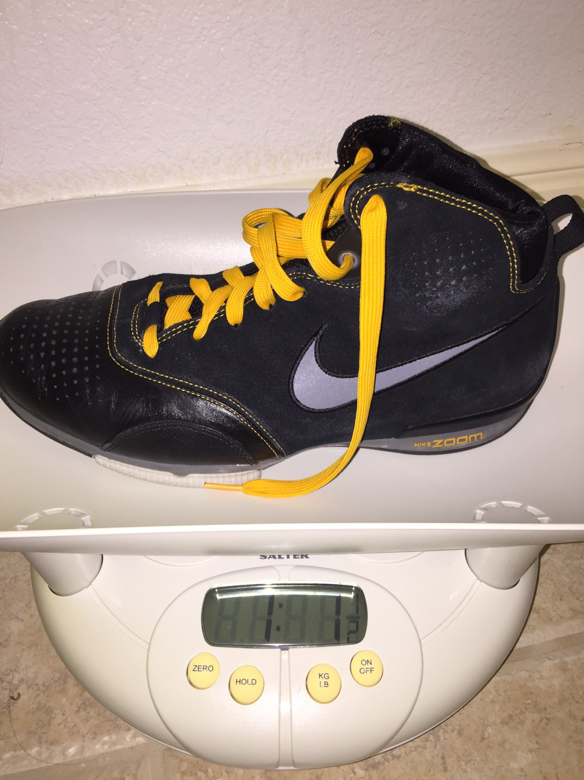 c072527794c7 The Archive  Nike Zoom BB I Performance Review