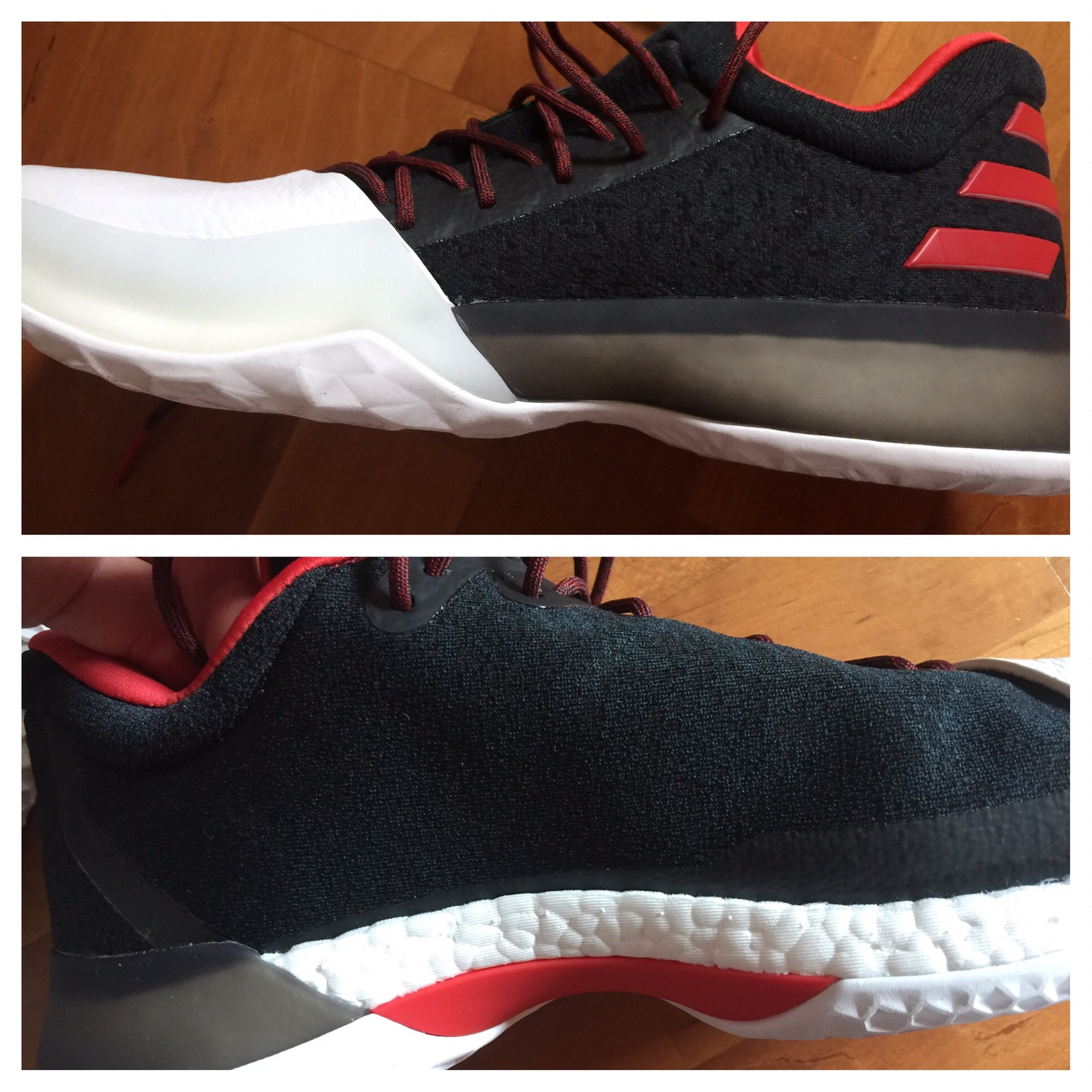 65d76f306bdd Full length Boost but even lower than the Crazylight Boost 2016. If you re  expecting Ultra Boost plushness look elsewhere but if you want a ride that  has a ...