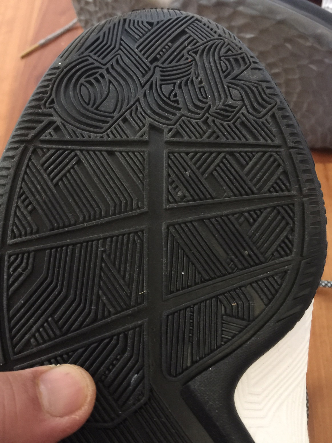 Adidas Traction Test: Continental vs