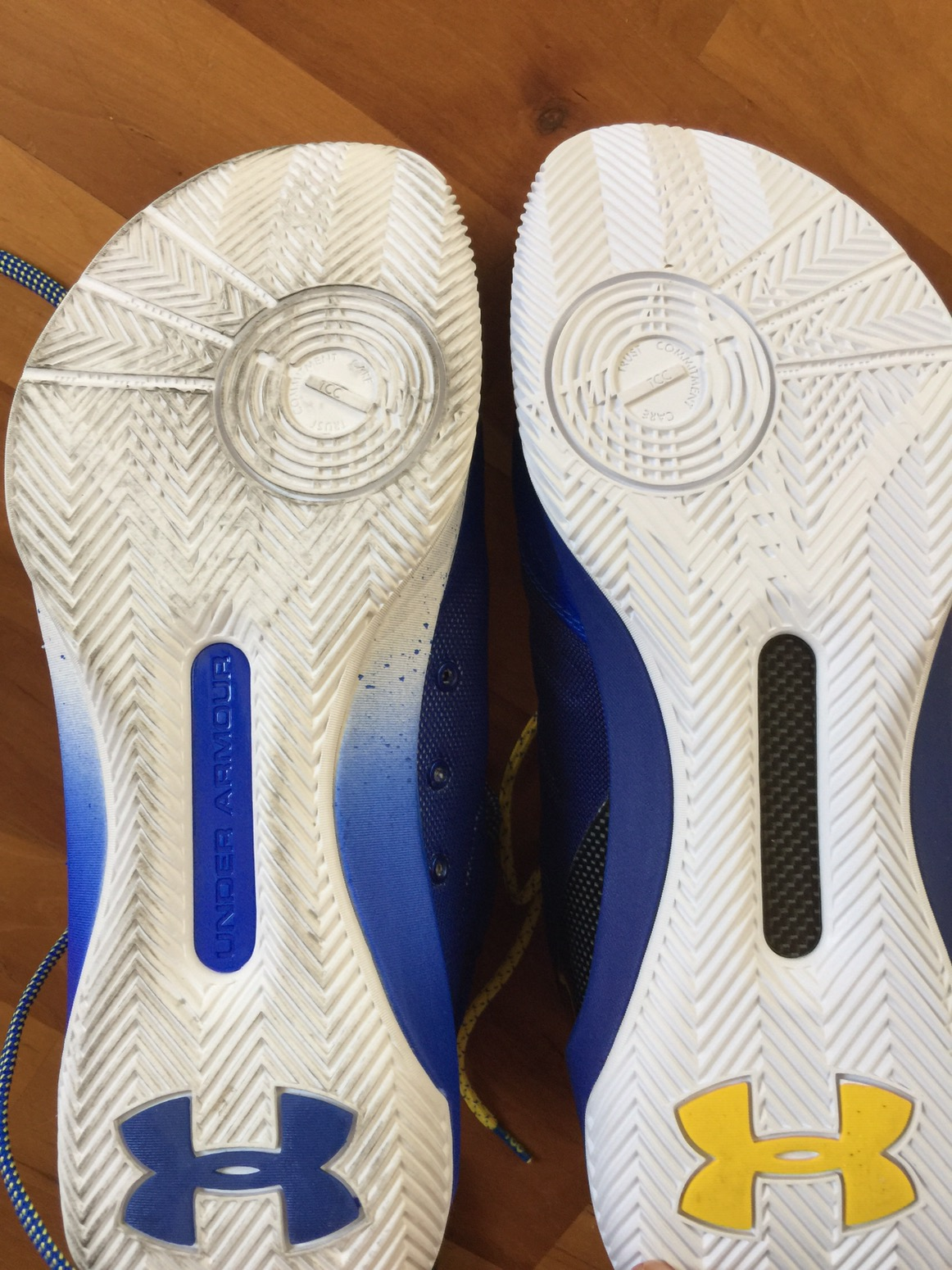 newest 0ab59 55ae2 Under Armour Curry 3Zero Performance Analysis and Review ...