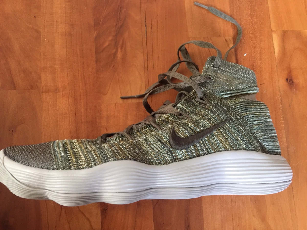 408627d77bed First Look  Nike React Hyperdunk 2017