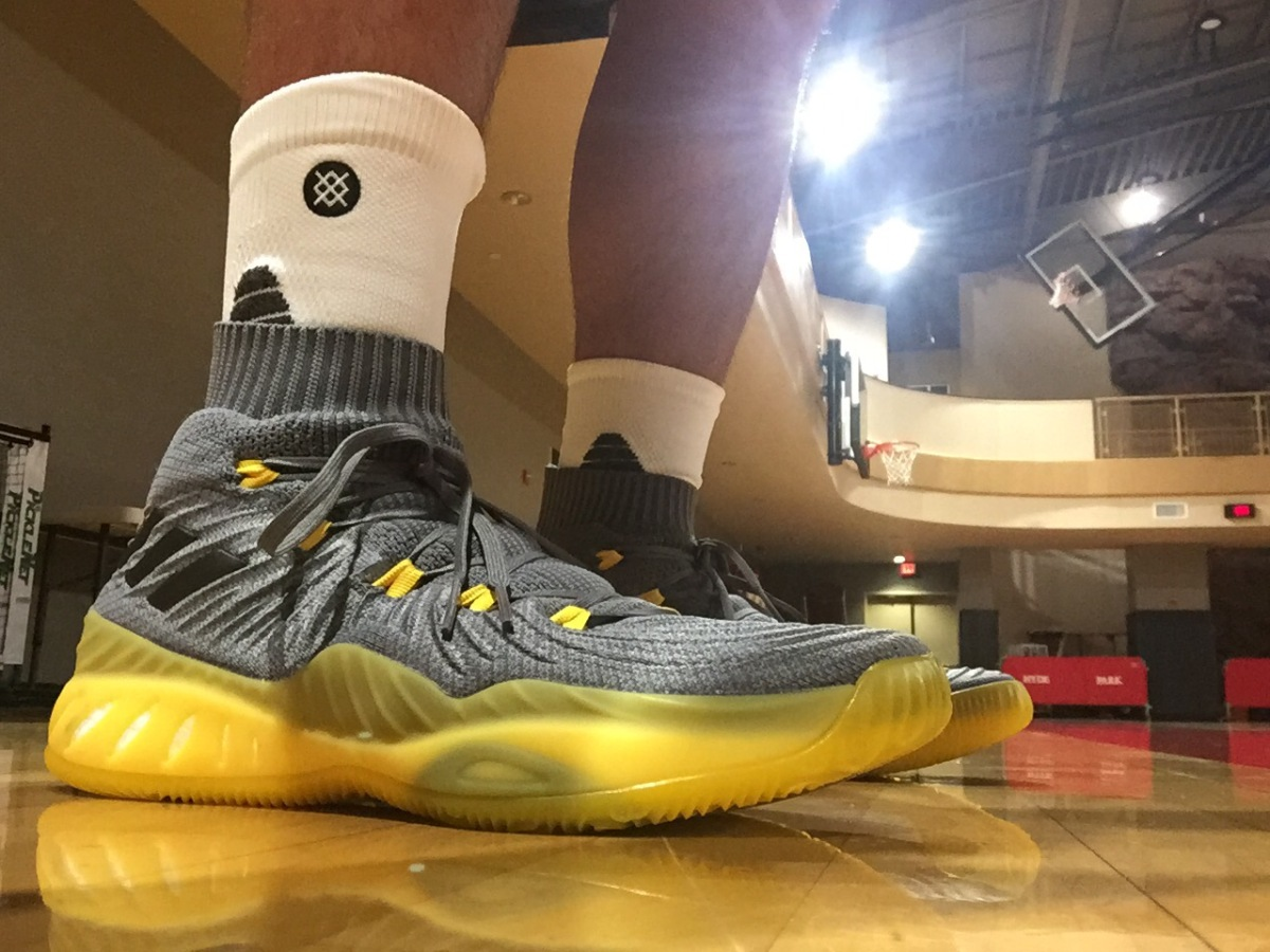 168cfdae24a Adidas Crazy Explosive Primeknit PK 2017 Performance Analysis and Review