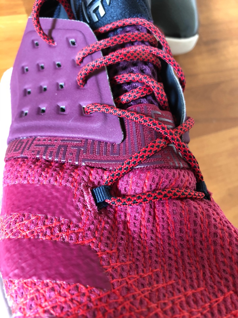 1c272fed00b9 Adidas markets the material as Forgedfiber and I like it. Forgedfiber is