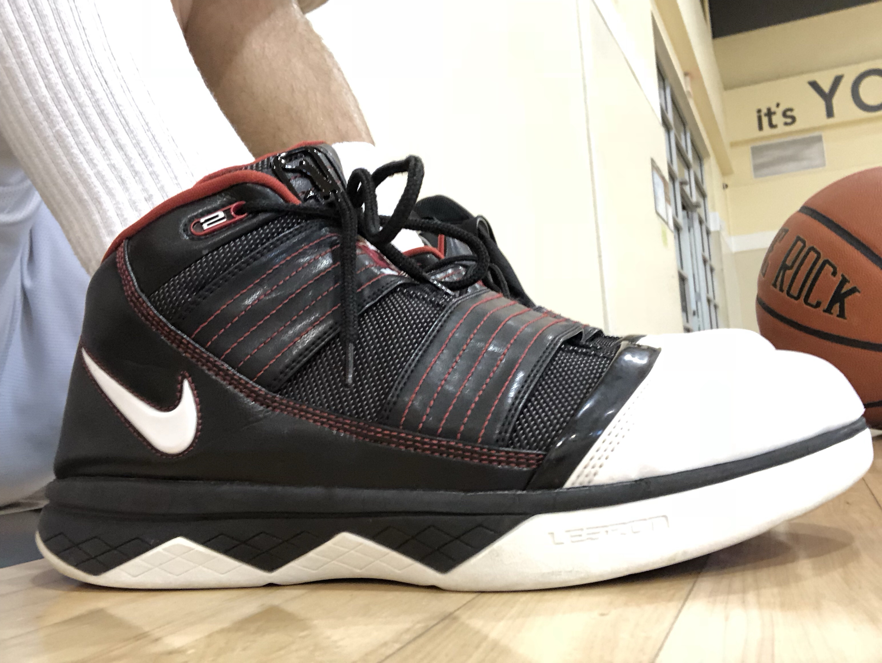 The Archive: Nike Lebron Soldier III 3