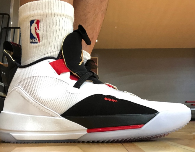 Air Jordan XXXIII 33 Performance Analysis and Review 9ad13e3d4