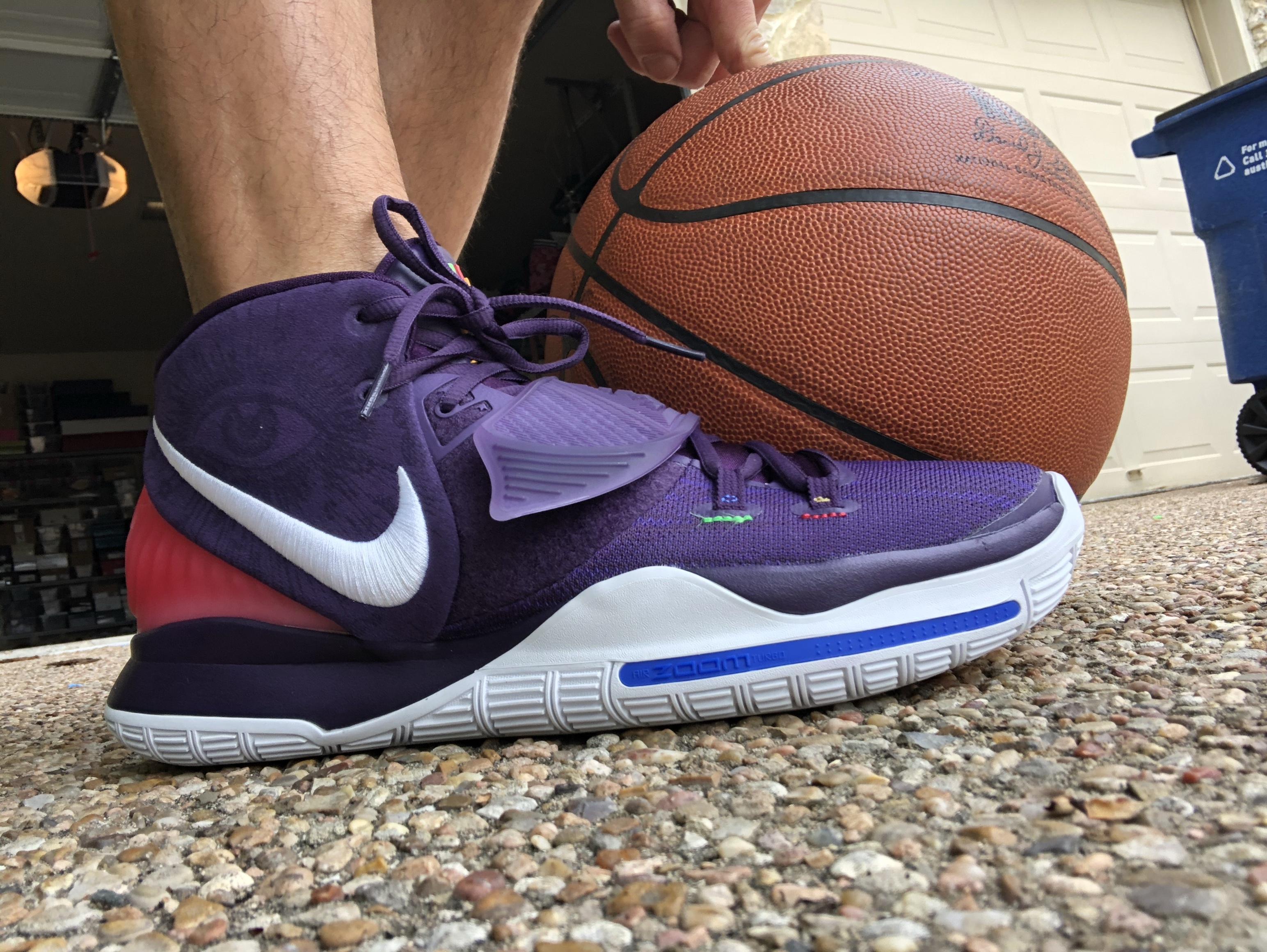 Nike Kyrie 6 Performance Analysis and